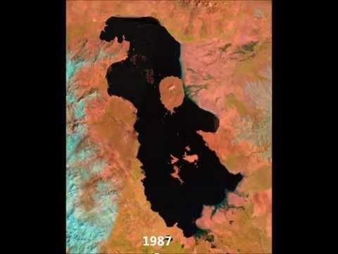 Lake Urmia 1972-2014