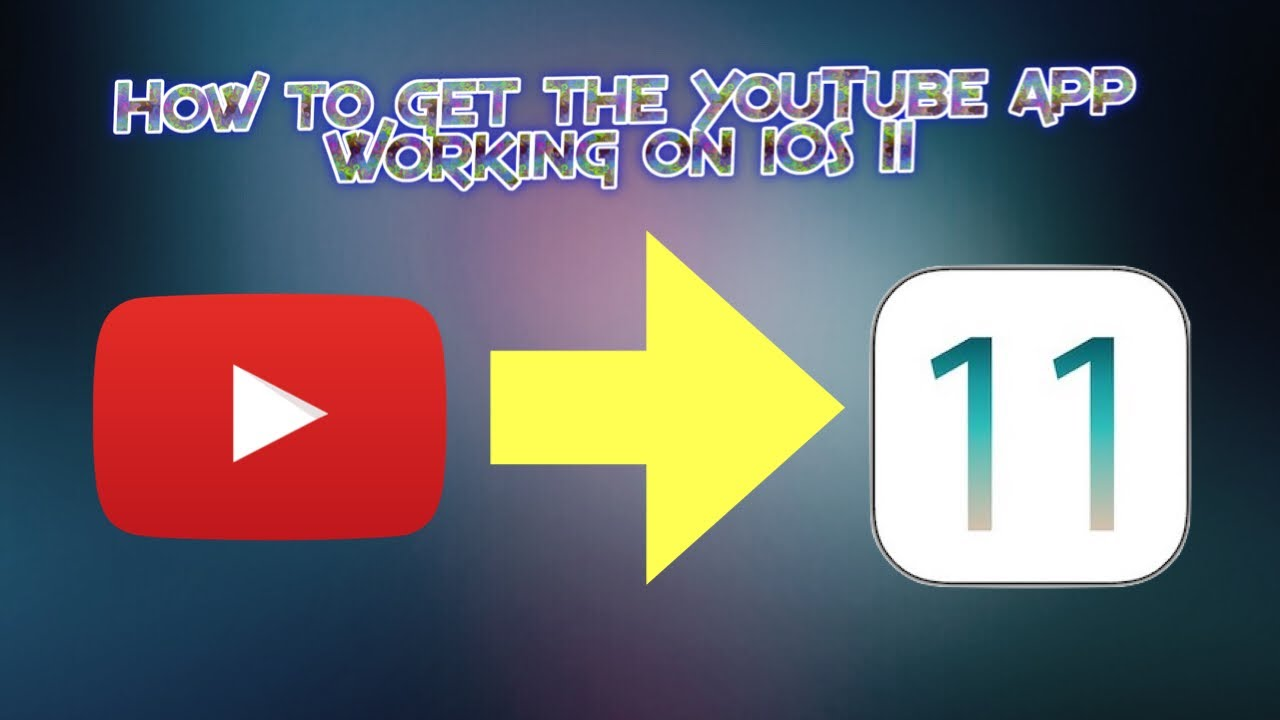 how to download the youtube app for ios 6
