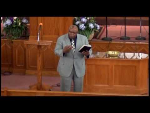 """""""Seven Miles""""   Pastor Alex Horton"""