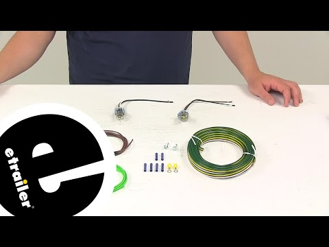 Blue Ox Tow Bar Wiring - Bypasses Vehicle Wiring - BX8869 Review - etrailer.com
