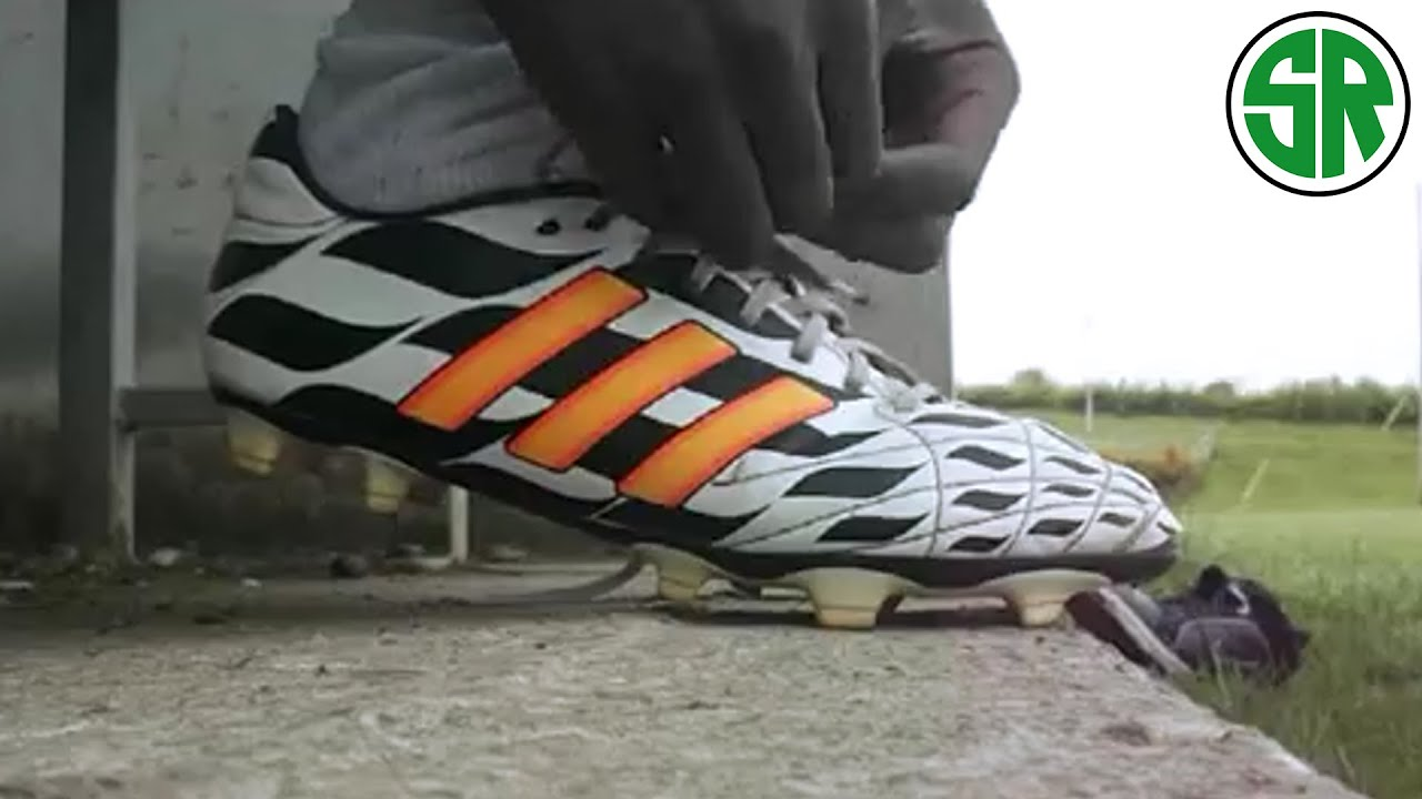 detailed look 077be e6e13 ... germany adidas 11pro questra ii boot test review world cup edition  7577f 771d9 ...