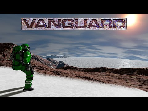 VANGUARD Ep21 - It's A Bug Planet... (Space Engineers)
