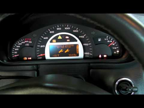 Mercedes Check Engine Reset