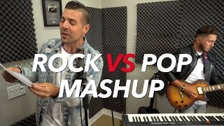 ROCK vs POP Mashup | Michael Constantino