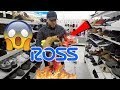 Trip to Ross 50 Vlog! WE FOUND ALOT OF HEAT! LUXURY Nike Adidas Lebron finds!!