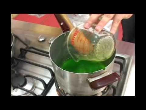 how to cook gulaman dessert
