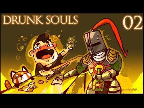 Let's Get Drunk Souls! - Part 2 - Rum and Coke