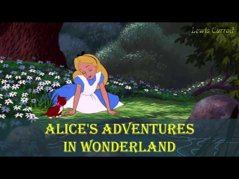 Alice's Adventures In Wonderland - Audiobook by Lewis Carroll