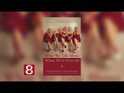 """Editor and contributor Sherri Daley will discuss the book """"What We Talk About When We're Over 60,"""" essays written by women from all walks of life sharing their experiences, during a special event at Founders Hall in Ridgefield on Friday, Feb. 26."""