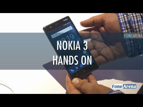 Nokia 3 Hands On