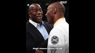 Why Magic Johnson decided to step down as Los Angeles Lakers president