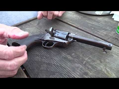 Single Action Revolver Cleaning
