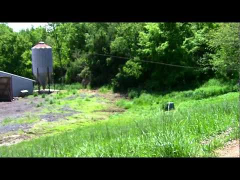 Old Feed Bin coming Down, Marshville NC