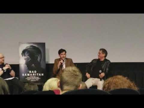 David Tennant & Dean Devlin Bad Samaritan