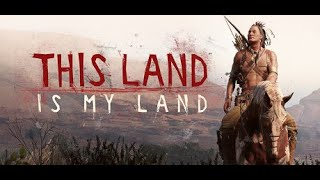 Red Dead Redemption com Índios | This Land Is My Land (Gameplay em Português PT-BR)