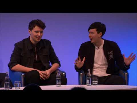 Dan & Phil with Sue Perkins | The Great YouTube Take Off | EITF 2017