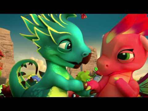 Dragon Mania Legends - CGI Trailer 2016