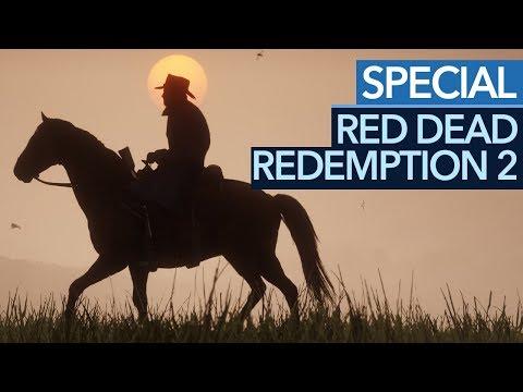 Red Dead Redemption 2 - Story, Multiplayer & Leaks des neuen Western-GTAs