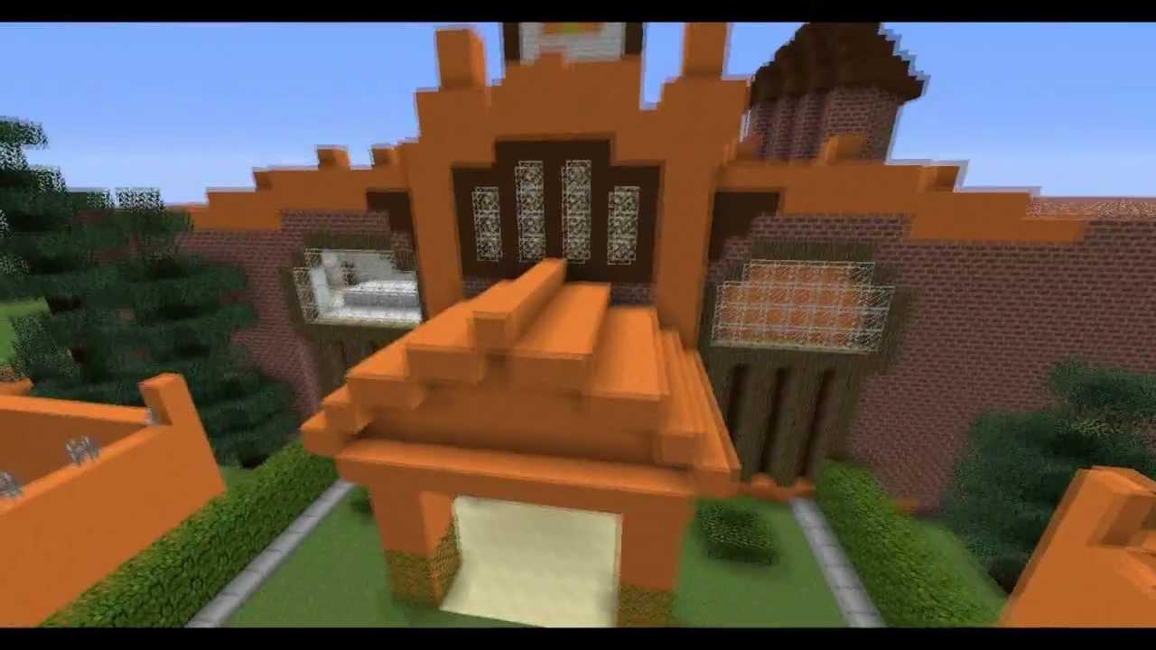 Twilight Town Old Mansion in Minecraft - Random & Forum ...