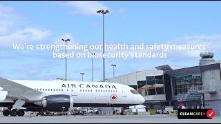 Introducing Air Canada CleanCare+