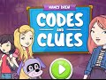 NANCY DREW CODES AND CLUES iOS / Android Gameplay Trailer