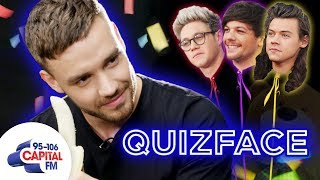 Liam Payne Talks One Direction, Shawmila & Tattoos | Quizface | Capital