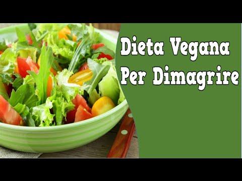 quanto peso posso perdere con una dieta vegetariana