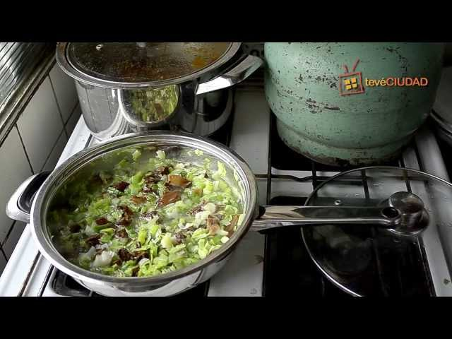 Raviolones de la Flia. Gianatassio Rodriguez - Serie documental DOMINGO [tevéCIUDAD en HD]