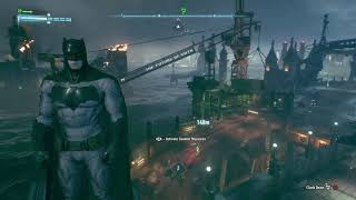 Batman: Arkham Knight - Part 21 (Riddler Trophies and Side Missions!)