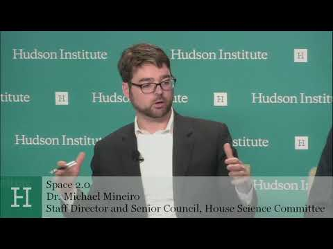 Space 2.0: U.S. Competitiveness and Policy in the New Space Era 2