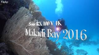 Makadi Bay 2016 - Sony RX100 V 4K