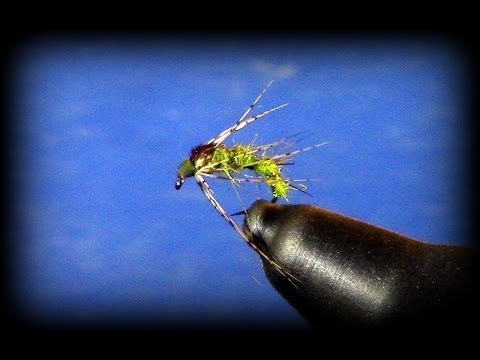 Fly Tying: Holy Grail ...