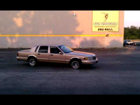 Lincoln Lowrider 96 Youtube