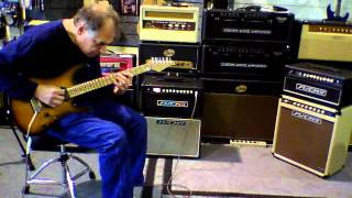 Eddie Berman Performs Slide Demo W/ The FUCHS BLACKJACK 21 MK-II [PART THREE]