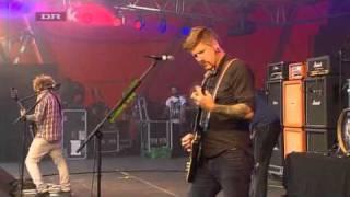 Roskilde Festival 2011 Mastodon Live Crack the Skye