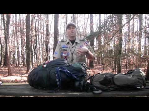 Camping Gear Guide for New Boy Scouts - Part 1