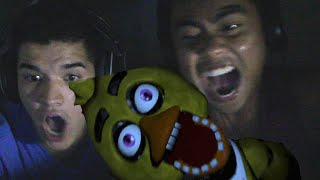 BIG BIRD MURDERED US! | Five Nights At Freddy