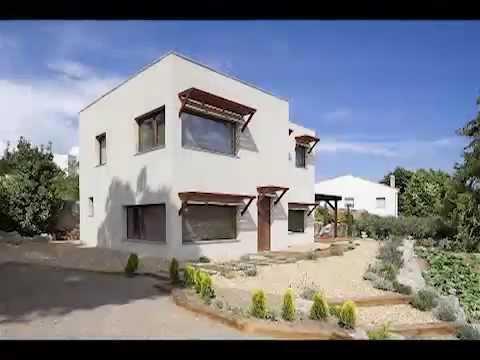 MONTAJE CASA ESTRUCTURA DE MADERA HOUSE HABITAT - YouTube