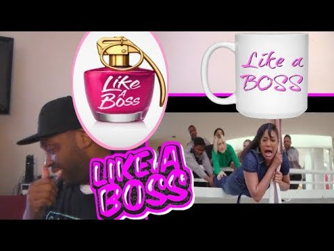 Like A Boss – Official Trailer (2020) – Paramount Pictures TIFFANY HADDISH REACTION!!!