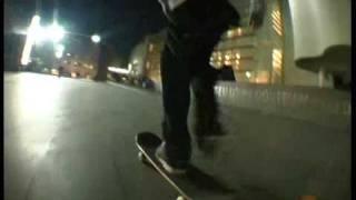 jesus Fernandez y Javier Sarmiento.DOPADOS skate video.