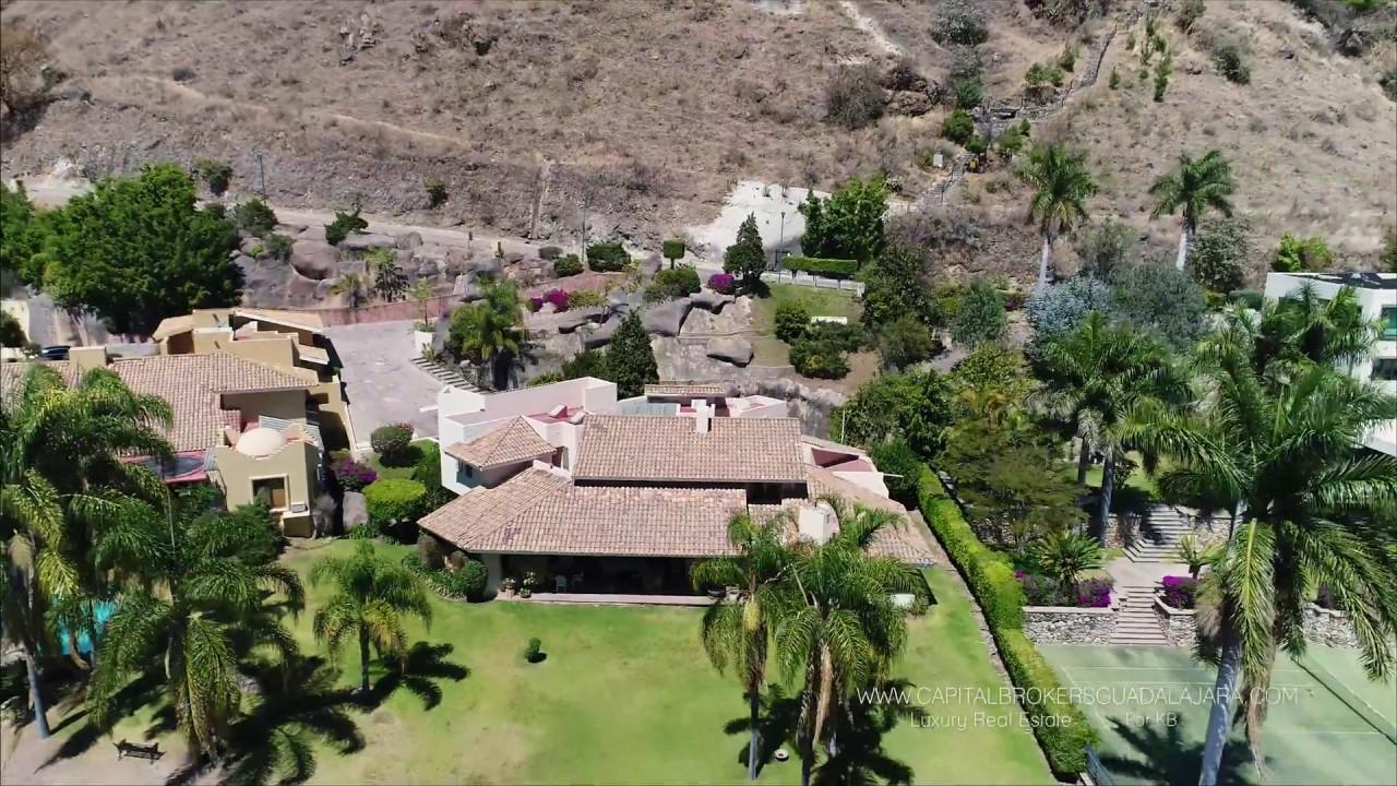 Vendo Casa De Lujo En Guadalajara Club De Golf Santa Anita