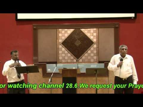 Malayalam Christian Message. Pr Thomas Mammen