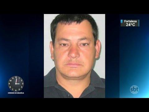 Suspeito de liderar quadrilha de roubo de carga é executado no Paraná | SBT Notícias (02/05/18)