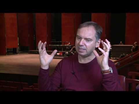 San Antonio Symphony - Sebastian Lang-Lessing Insights on Mahler's Symphony No. 1