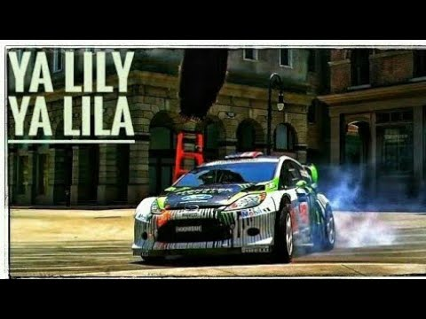 Balti - Ya Lily Feat Hamouda Car Drift Video. ( PART - 2 )