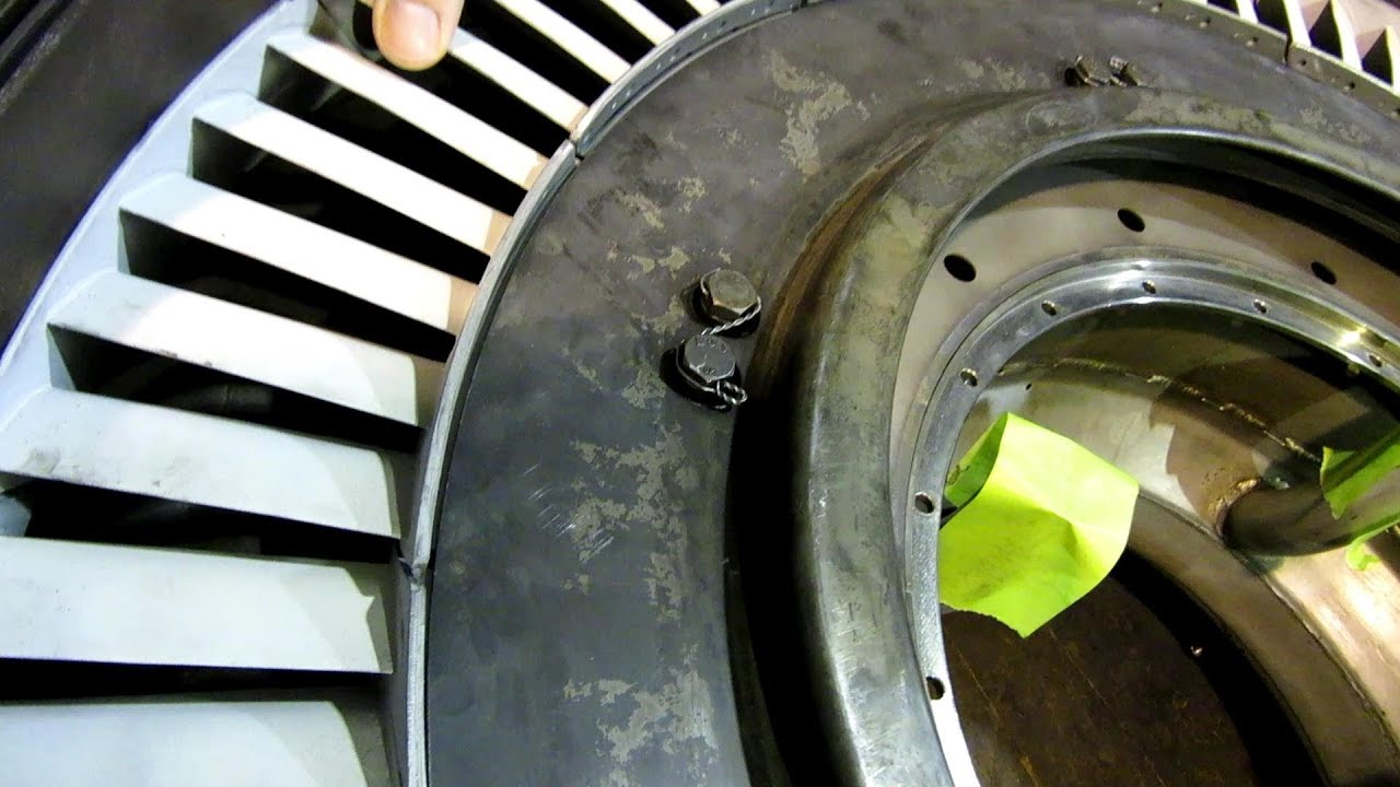 Nozzle Box Turbine Engines A Closer Look