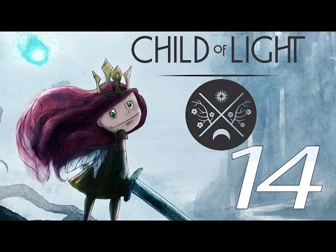 Child of Light ep 14 - Big freaking spider! No problem for my battle rider