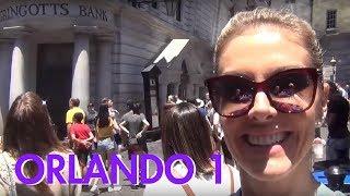 Férias em Orlando #1 | Viagem em Família