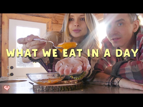 What I Eat In A Day ♥ Healthy Vegan Comfort Food   Rocky Mountains