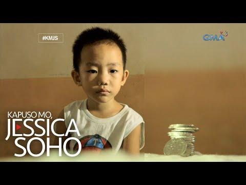Kapuso Mo, Jessica Soho: Baryang piso, nalunok ng isang bata!